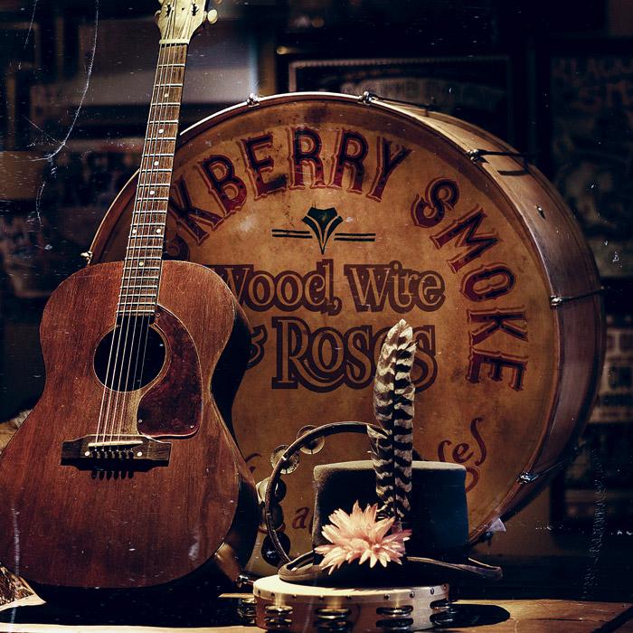 Blackberry Smoke - Wood, Wire and Roses